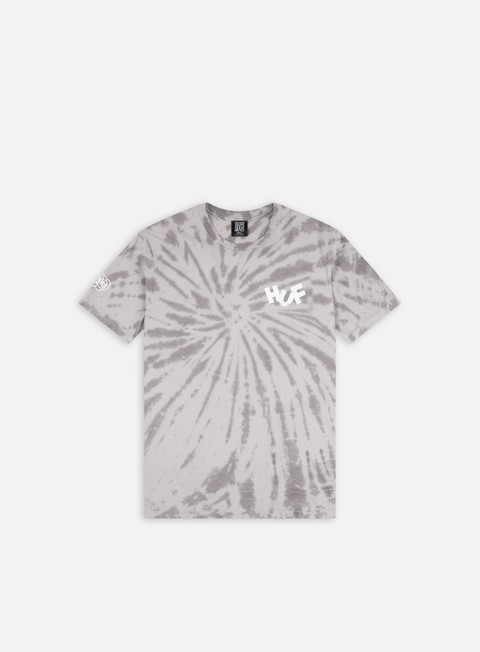 T-shirt a Manica Corta Huf Haze Brush Tie Dye T-shirt