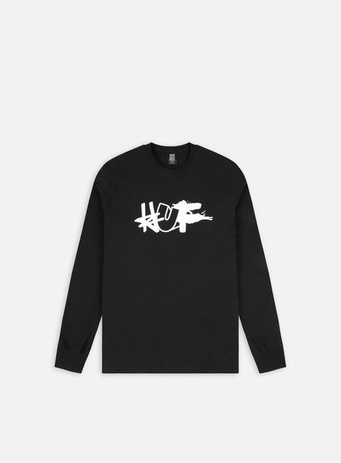T-shirt a Manica Lunga Huf Haze Remix LS T-shirt