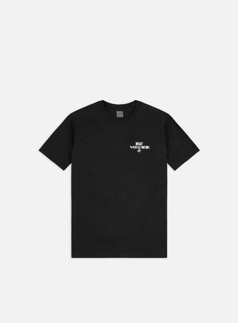 Short Sleeve T-shirts Huf Hoods T-shirt