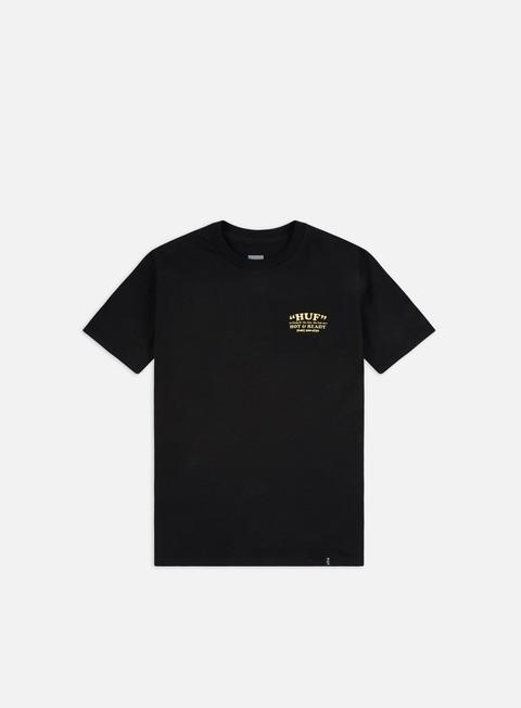 Outlet e Saldi T-shirt a Manica Corta Huf Hot & Ready T-shirt