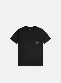 Huf - Huf Haze Pocket T-shirt, Black
