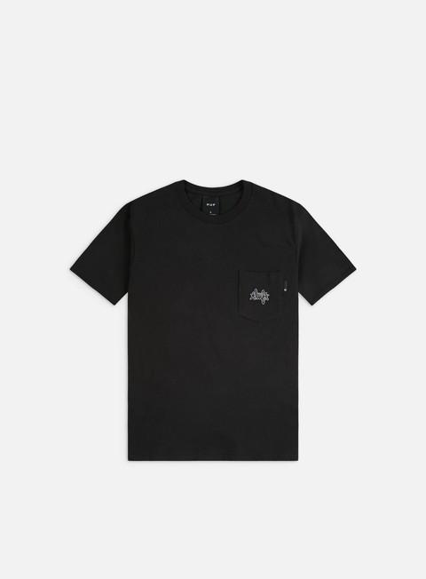 T-shirt a Manica Corta Huf Huf Haze Pocket T-shirt