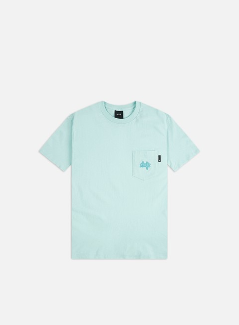 Pocket T-shirts Huf Huf Haze Pocket T-shirt