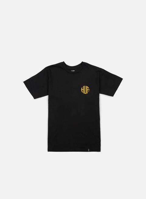 Outlet e Saldi T-shirt a Manica Corta Huf Huf Regional T-shirt