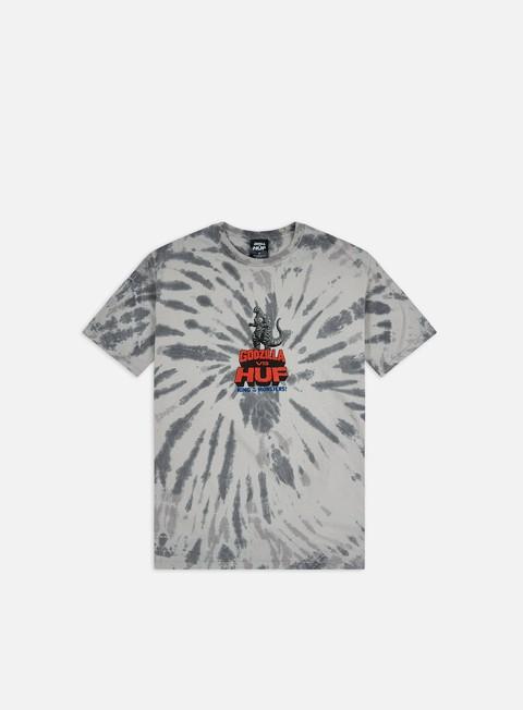Short Sleeve T-shirts Huf Huf Vs Godzilla T-shirt