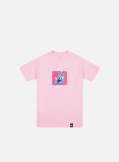 Huf - Huf x Sorayama Box T-shirt, Pink