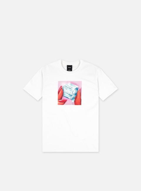 Short sleeve T-shirts Huf Ice Melts T-shirt