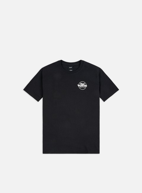 Logo T-shirts Huf Issues Logo Puff T-shirt