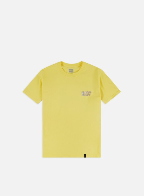 Outlet e Saldi T-shirt a Manica Corta Huf Jacob Classic H T-shirt