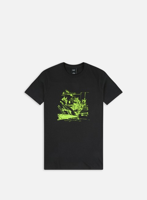 Huf James Jarvis Up T-Shirt