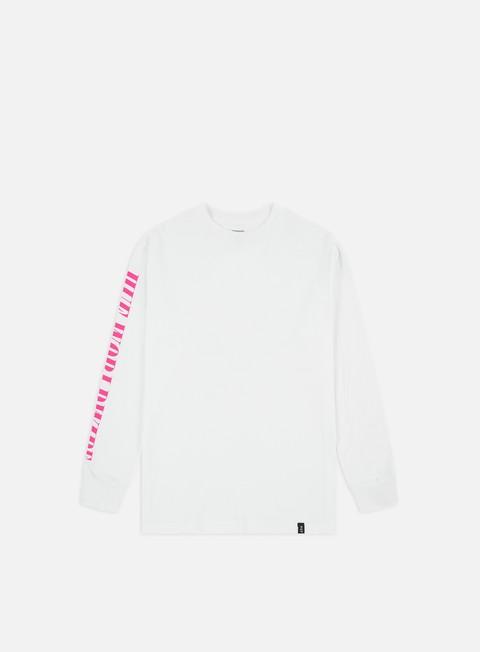 Outlet e Saldi T-shirt a Manica Lunga Huf Jungle TT LS T-shirt