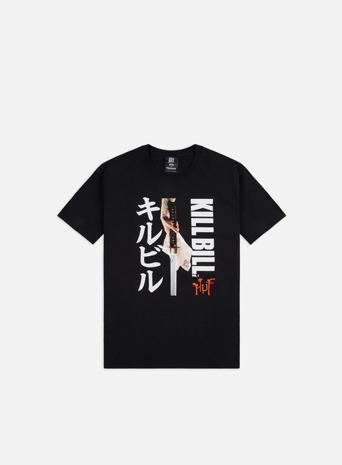 T-shirt a Manica Corta Huf Kill Bill Chapters T-shirt