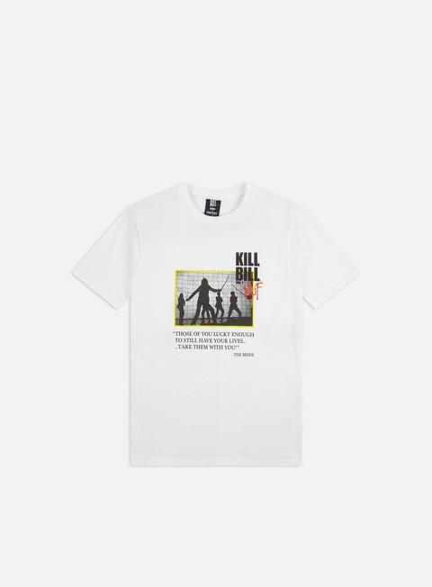 Huf Kill Bill Death List T-shirt