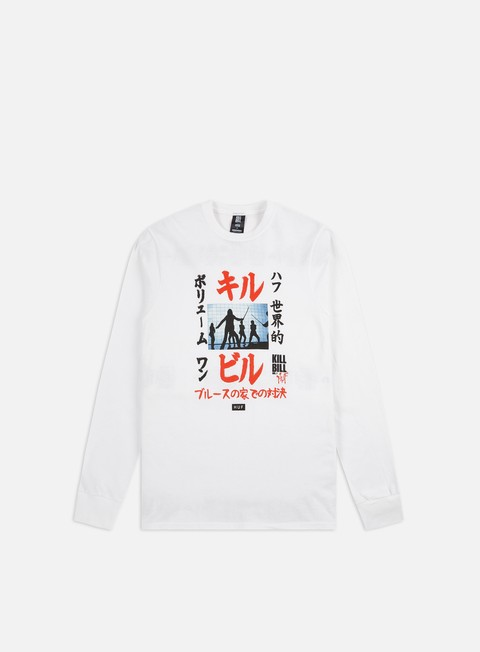 Huf Kill Bill Showdown LS T-shirt