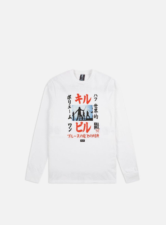 Huf Kill Bill Showdown LS T-shirt
