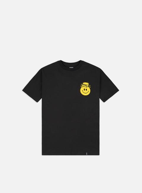 Outlet e Saldi T-shirt a Manica Corta Huf Mind Blown T-shirt