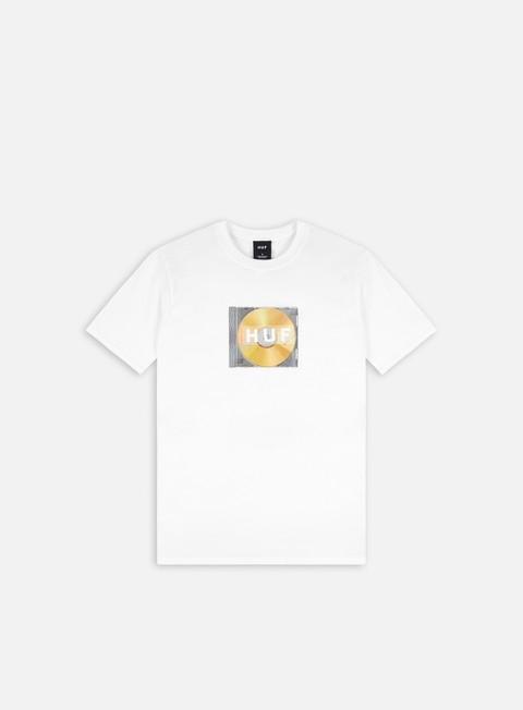T-shirt a Manica Corta Huf Mix Box Logo T-shirt