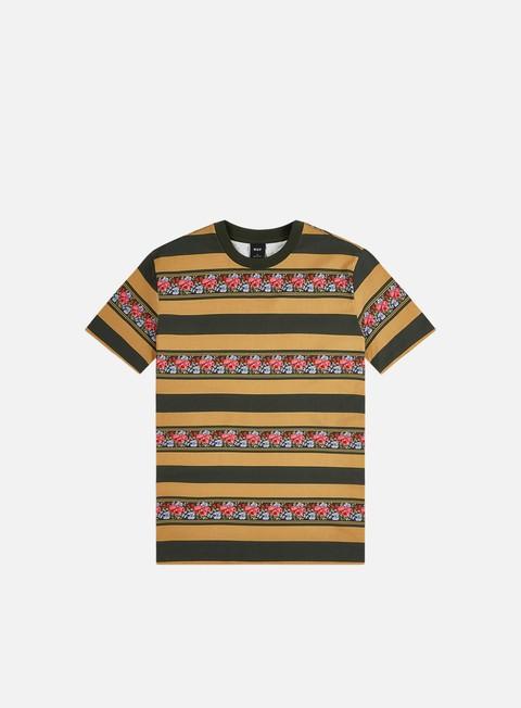 T-shirt a Manica Corta Huf Monarch Stripe Knit Top T-shirt