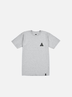 Huf - Muted Military Triple Triangle T-shirt, Grey Heather 1
