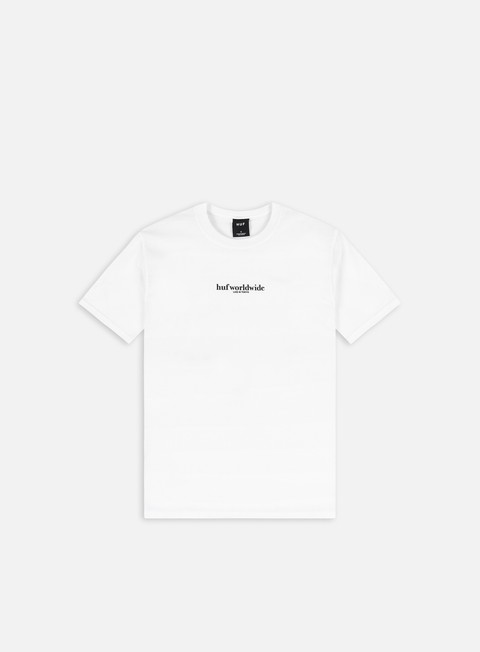 Short Sleeve T-shirts Huf Never Yours T-shirt