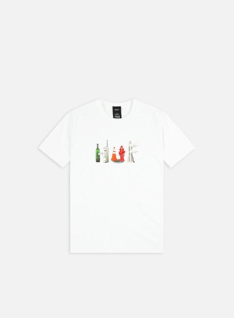 Short sleeve T-shirts Huf Objectified T-shirt