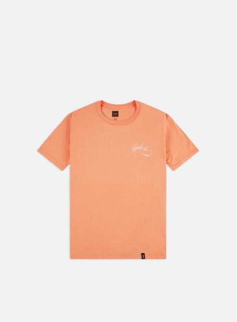 Outlet e Saldi T-shirt a Manica Corta Huf OG Harry T-shirt