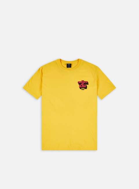 Short Sleeve T-shirts Huf Opposite Of Low T-Shirt