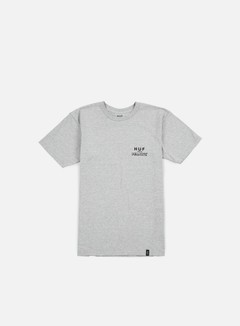 Huf - Peanuts Spike Classic T-shirt, Grey Heather 1
