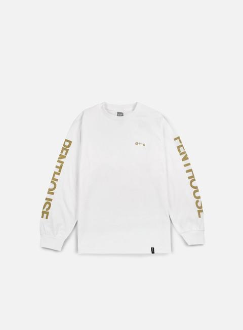 T-shirt a Manica Lunga Huf Penthouse Long Sleeve T-shirt