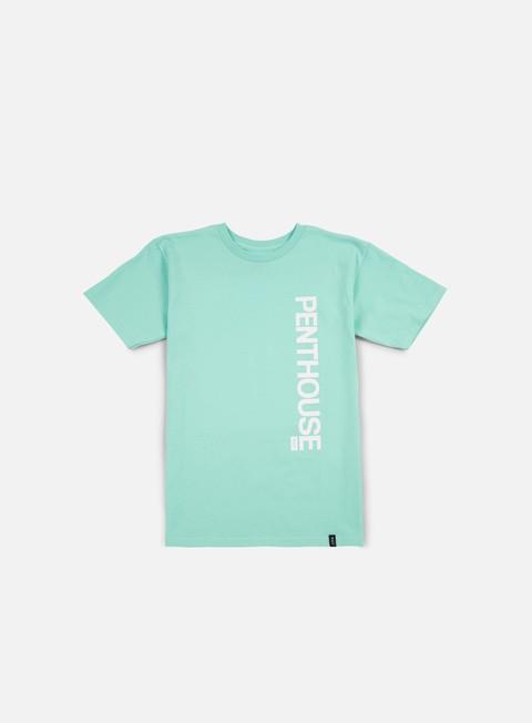 Outlet e Saldi T-shirt a Manica Corta Huf Penthouse Palm T-shirt