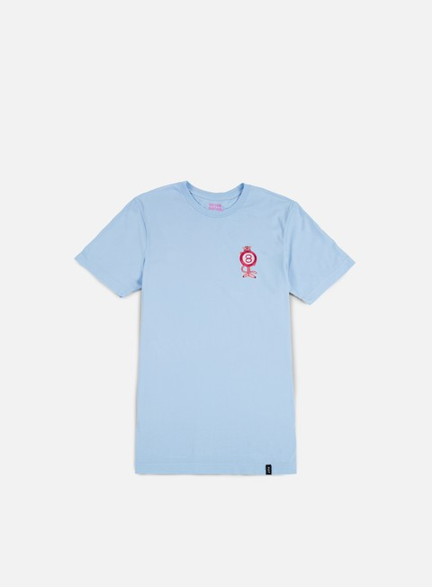 t shirt huf pink panther pink ball t shirt washed light blue