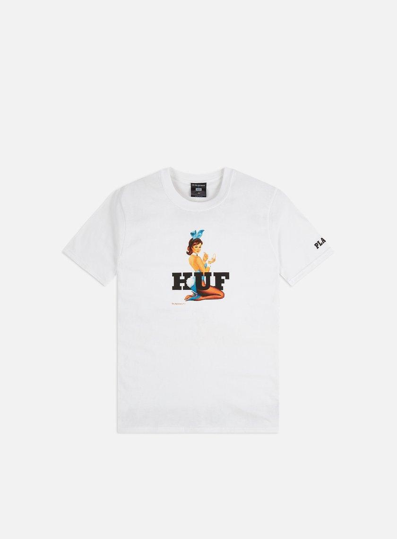 Huf Playboy Bunny Logo T-shirt