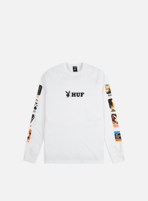 Huf Playboy Club Intl LS T-shirt