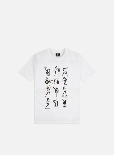 T-shirt a Manica Corta Huf Playboy Femlin T-shirt
