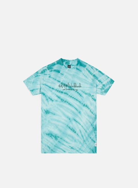 t shirt huf poolside tie dye t shirt mint