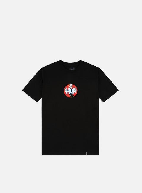 Outlet e Saldi T-shirt a Manica Corta Huf Popeye Huf Show T-shirt