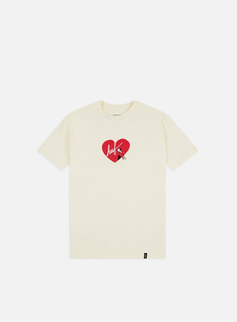 Huf Popeye Olive Loves Huf T-shirt