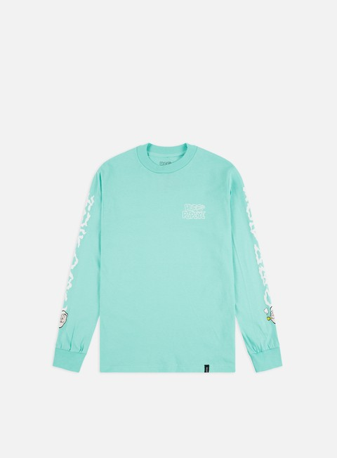 Long Sleeve T-shirts Huf Popeye Smokestack LS T-shirt