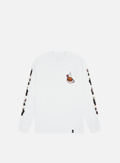 Long Sleeve T-shirts Huf Popeye Wimpy LS T-shirt