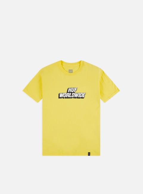 Outlet e Saldi T-shirt a Manica Corta Huf Postal T-shirt