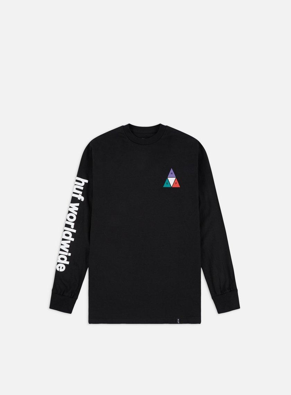 Huf Prism TT LS T-shirt