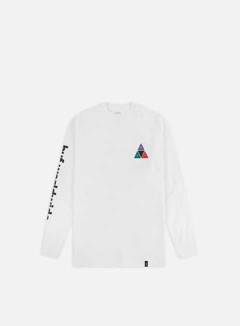 Long Sleeve T-shirts Huf Prism TT LS T-shirt