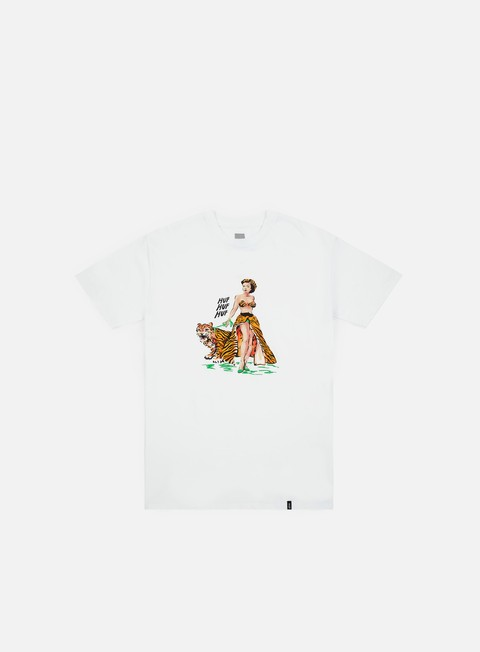 Sale Outlet Short Sleeve T-shirts Huf Prowl T-shirt