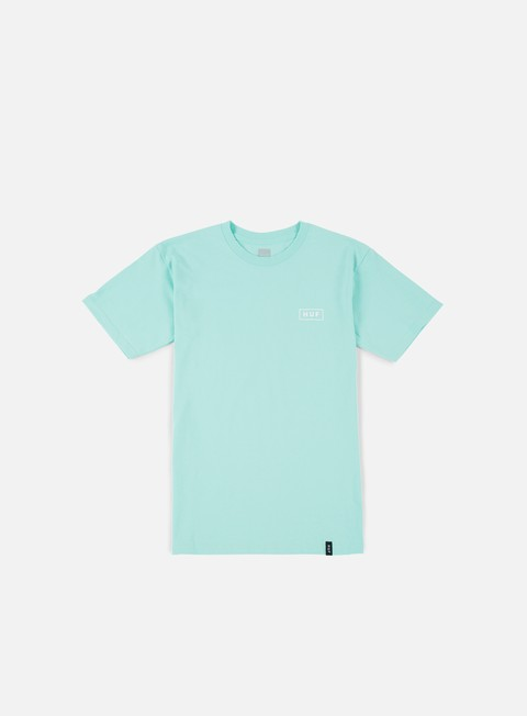t shirt huf puff bar logo t shirt celadon