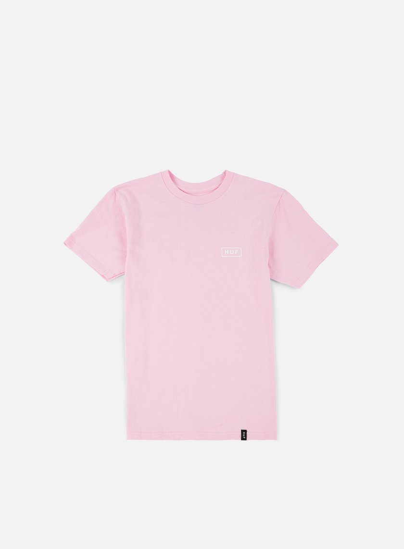 Huf - Puff Bar Logo T-shirt, Pink