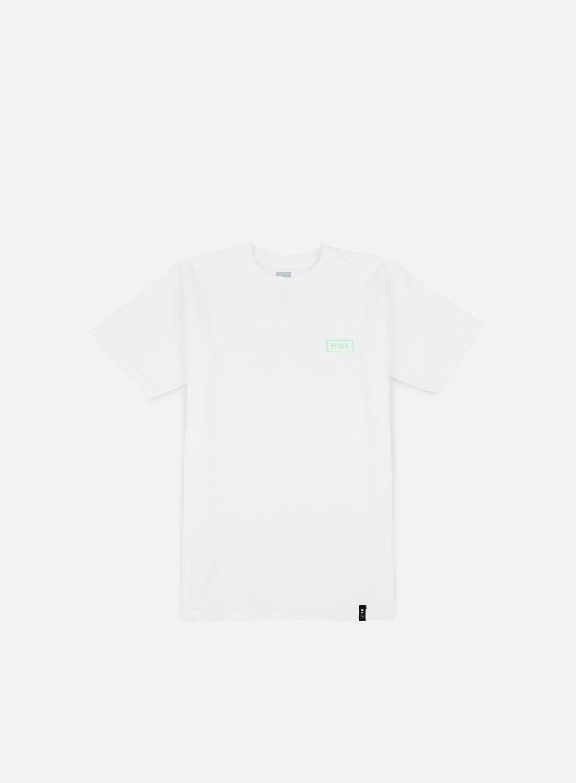 Huf - Puff Bar Logo T-shirt, White