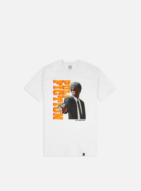 Short Sleeve T-shirts Huf Pulp Fiction Ezekiel T-shirt