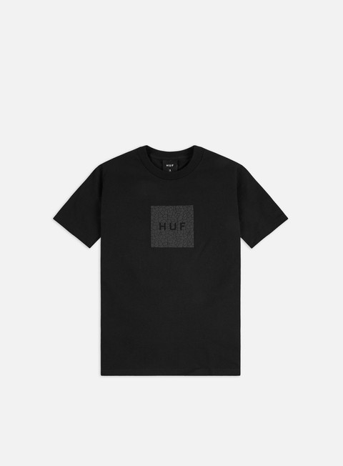 Logo T-shirts Huf Quake Box Logo T-shirt