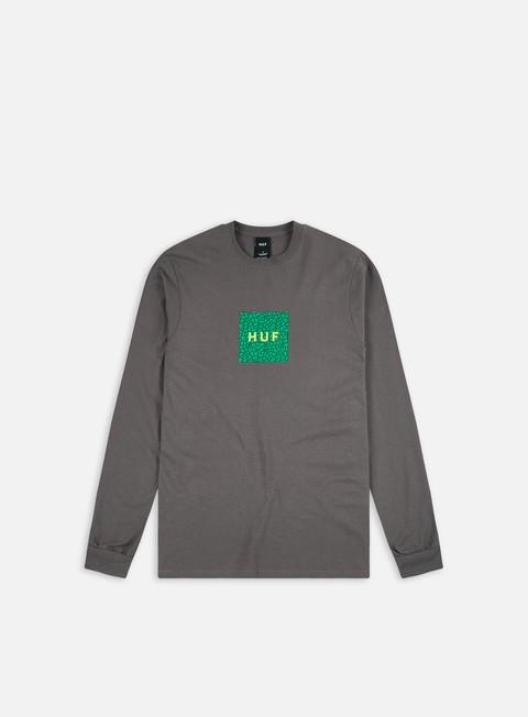 Long sleeve T-shirts Huf Quake Logo LS T-shirt