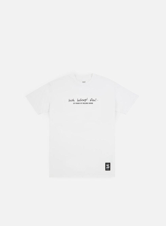 Huf Real Handwriting T-shirt